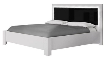 Idzczak Meble Bed Roma White/Black