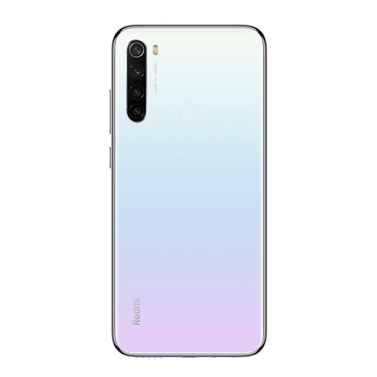 Mobilus telefonas Xiaomi Note 8T 64GB Moonlight White