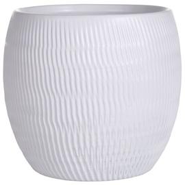 Вазон SN 667 Plant Pot D15cm White