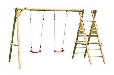 Sūpynės su kopėtėlėmis Harald, 3.6 x 2 x 2.3 m