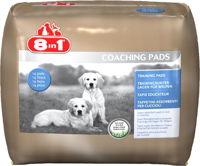8in1 Puppy Dog Training Pads 14pcs
