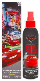 Disney Pixar Cars Cool Cologne Sport Spray 200ml