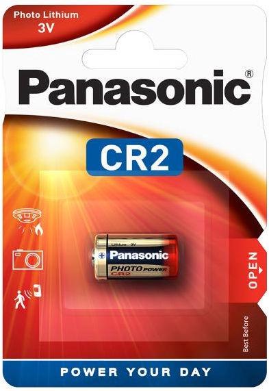 Panasonic Photo Lithium CR2