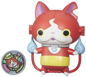 Hasbro Yo-Kai Watch Converting Jibanyan-Baddinyan B5947