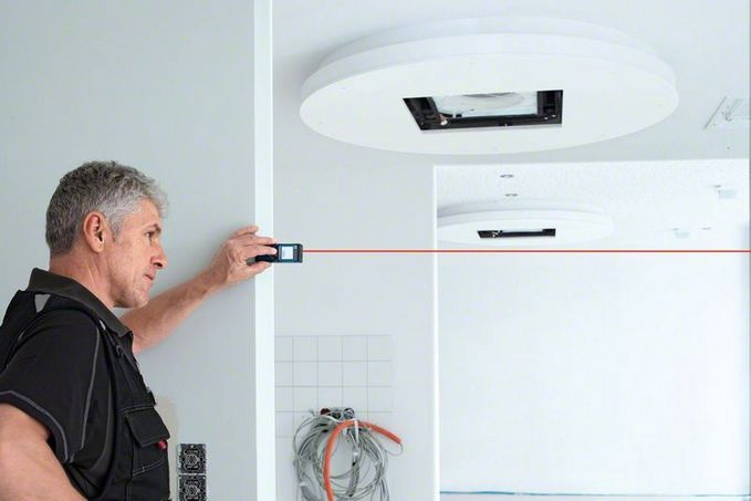 Kaugmõõteseade Bosch GLM 40 Laser Measure