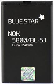 BlueStar Battery For Nokia 5800/5230/X6/Lumia 520 Li-Ion 1350mAh Analog