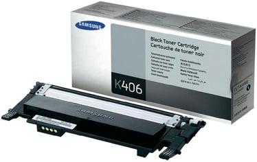 Lazerinio spausdintuvo kasetė Samsung CLT-K406S BLACK