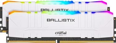 Crucial Ballistix RGB White 64GB 3200MHz CL16 DDR4 KIT OF 2