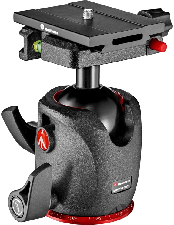 Adapter Manfrotto Quick Release Plate MSQ6PL