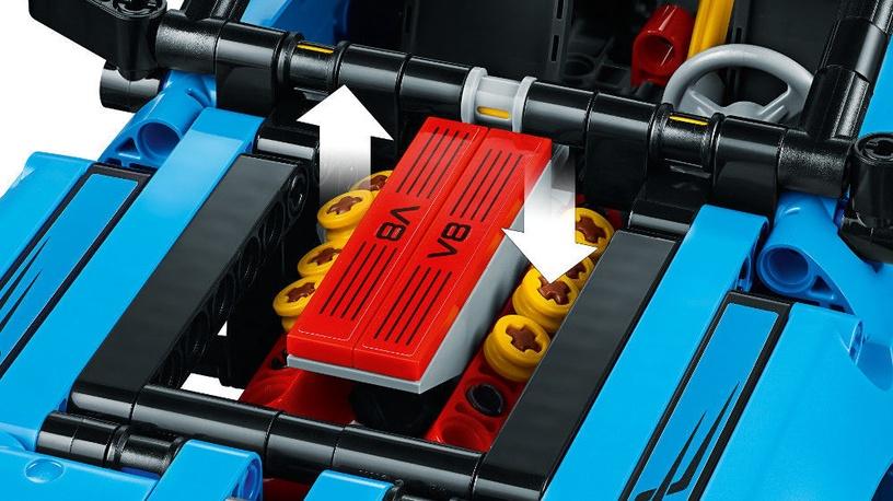 Конструктор LEGO Technic Car Transporter 42098 42098, 2493 шт.