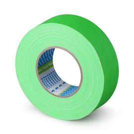 Līmlente fluorescējoša Gaffer 48x50 zaļa