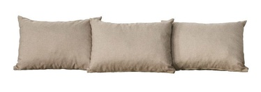 Black Red White Carbo Indiana/Malcolm Pillows Light Brown