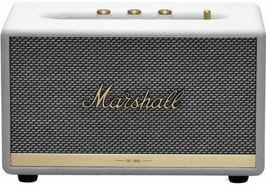 Belaidė kolonėlė Marshall Action II Bluetooth Speaker White