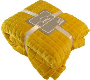 Одеяло Belezza Quattro, желтый, 220 см x 200 см