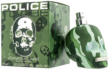 Police To Be Camouflage 75ml EDT