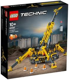 Konstruktor LEGO®Technic 42097 Kompaktne roomikkraana