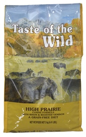 Taste of the Wild High Prairie Dry Food 2kg