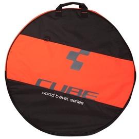"Cube Double Wheel Bag 26"" - 29"" Black"