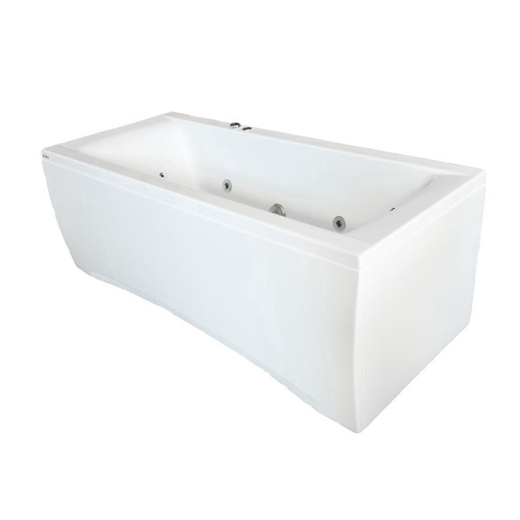 Masāžas vanna Kyma Inga, 170x75x62 cm