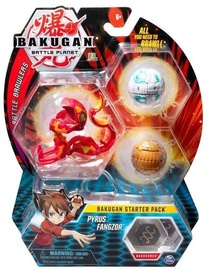 Spin Master Battle Planet Bakugan Starter Pack Pyrus Fangzor