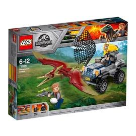 Konstruktor LEGO Jurassic World, Pteranodoni tagaajamine 75926