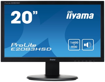 Monitorius Iiyama ProLite E2083HSD-B1