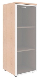 Skyland Xten Office Cabinet XMC 42.7 Right Tiara Beech