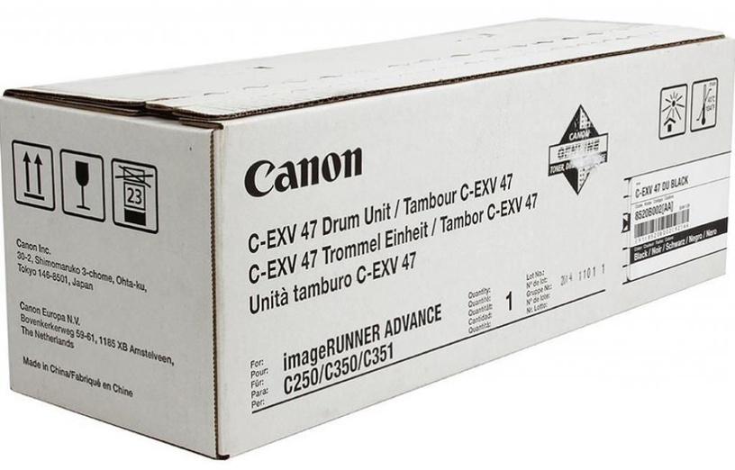 Canon Drum Unit C-EXV 47 Black