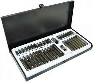 Geko G10030 Bit Set 40pcs