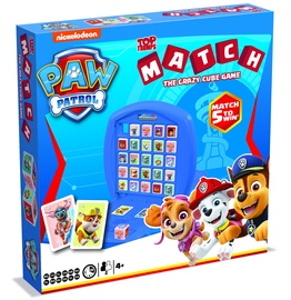 Winning Moves Top Trumps Match Paw Patrol Game