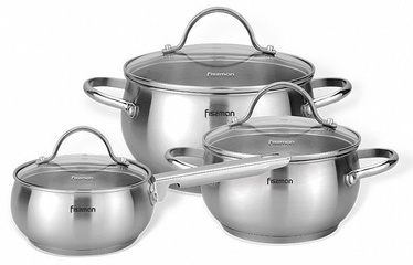Fissman Martinez Cookware Set 3pcs