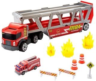 Mattel Matchbox Fire Rescue Hauler Playset GWM23