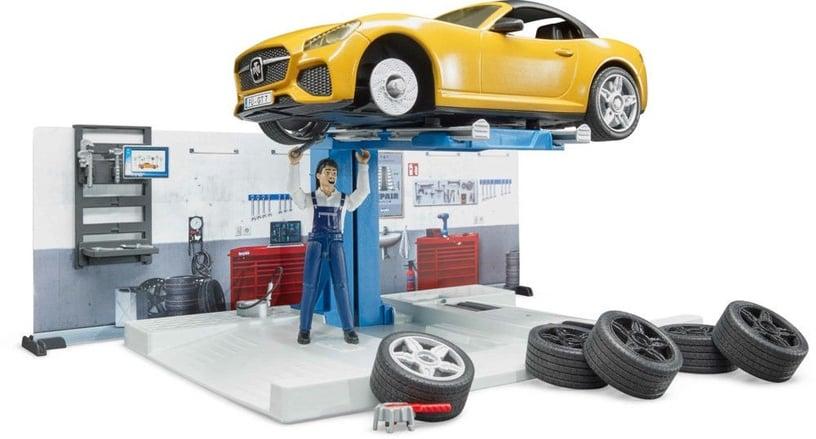 Žaislinė figūrėlė Bruder Autoservice 62110