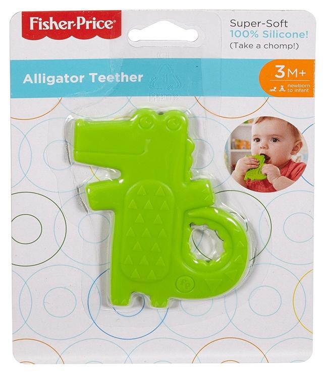 Fisher Price Alligator Teether DYF93