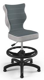 Детский стул Entelo Petit CR06, черный, 300 мм x 895 мм