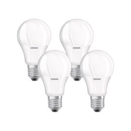 SPULDZE LED A60 9W E27 827 FR 4PC (OSRAM)