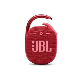 Беспроводной динамик JBL JBL CLIP4, красный, 5 Вт