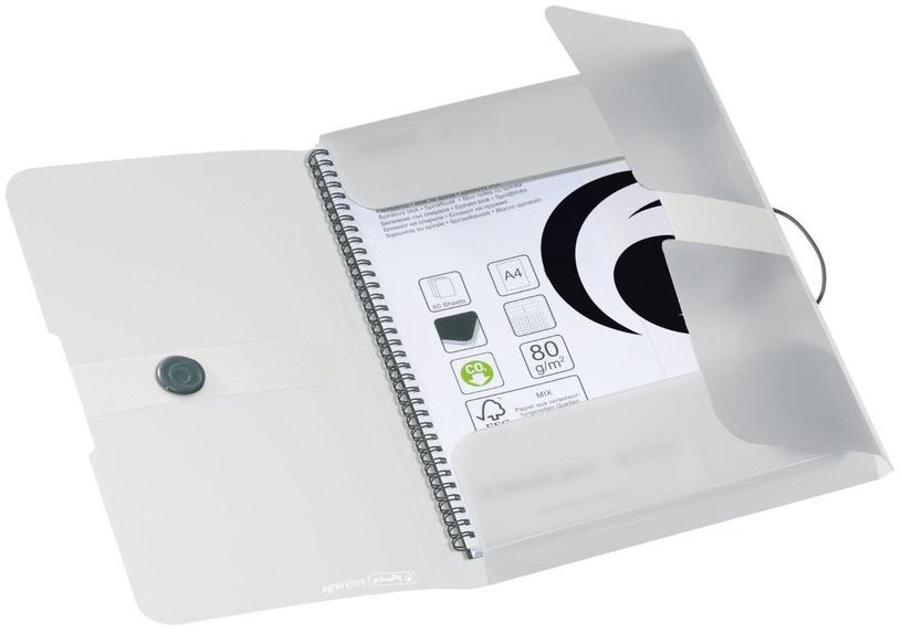 Herlitz Wallet Folder Easy Orga A4 Transparent 11206448