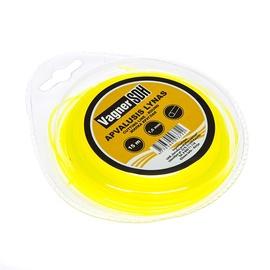 Vagner Trimmer Line 1.6mm 15m Round Yellow