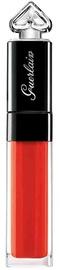 Lūpų dažai Guerlain La Petite Robe Noire Lip Colour'ink Liquid L140, 6 ml