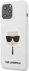 Чехол Karl Lagerfeld, белый, 5.4 ″