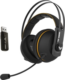 Asus TUF Gaming H7 Wireless Over-Ear Gaming Headset Black/Yellow