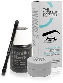Комплект The Cosmetic Republic Natural Brows Black, 5 мл