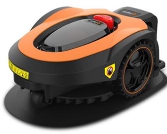 Zāles pļāvējs – robots NAC RLM800NG, 600 m²