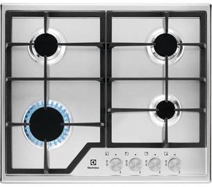 Газовая плита Electrolux EGS6426SX Inox