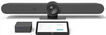 Интернет-камера Logitech, черный, 1080p