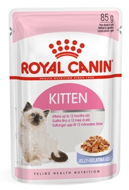 Royal Canin FHN Kitten Instinctive In Jelly 85g 12pcs