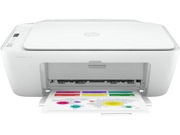 Многофункциональный принтер HP DeskJet 2710e, струйный, цветной