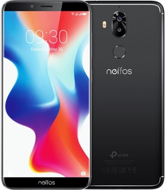 TP-LINK Neffos X9 3/32GB Dual Space Black
