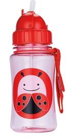 SkipHop Zoo Straw Bottle Ladybug
